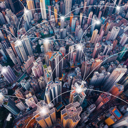 Smart city orchestration