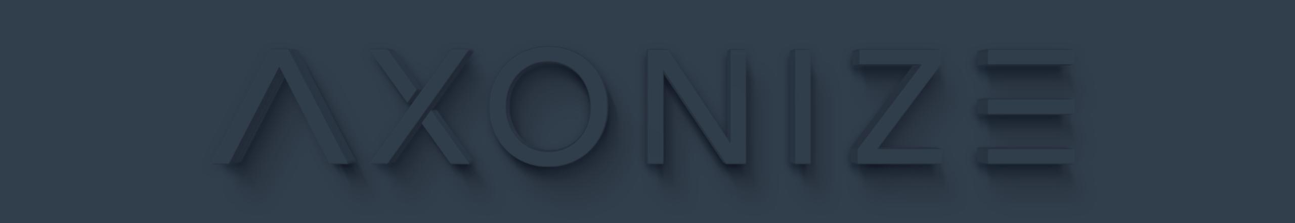 Axonize dark logo
