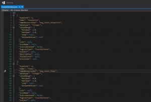 XML example for manifest